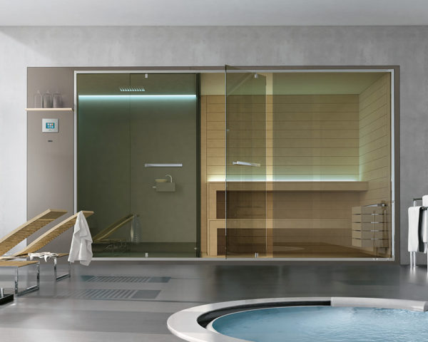 Bagno Turco Design.Sauna E Bagno Turco Varrialeinteriordesign It