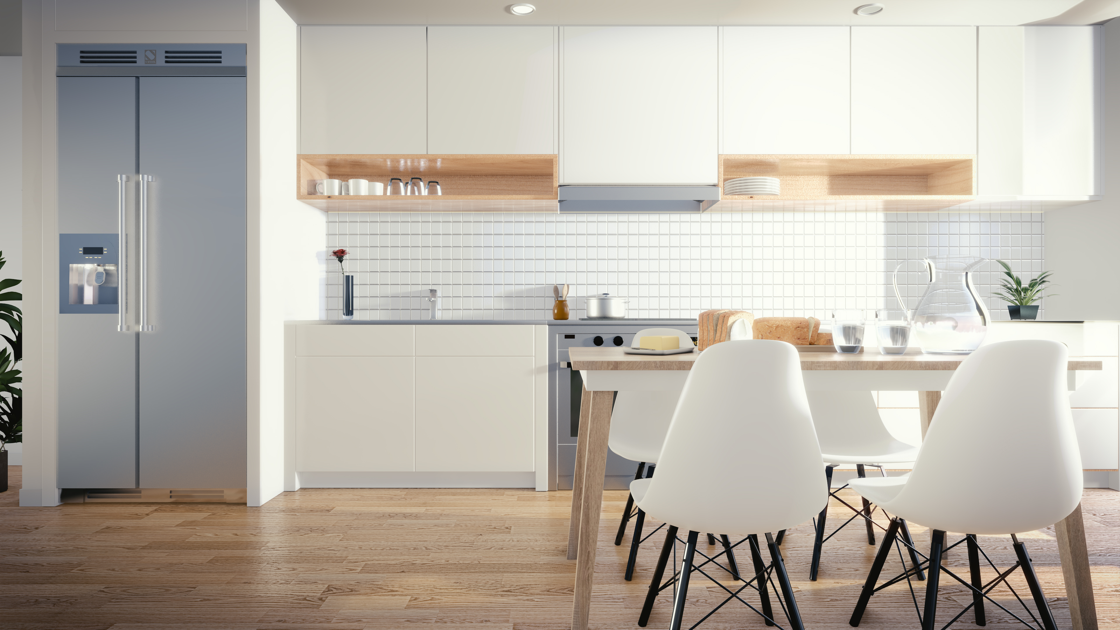 ambientazione-cucina-moderna-varriale-interior-design