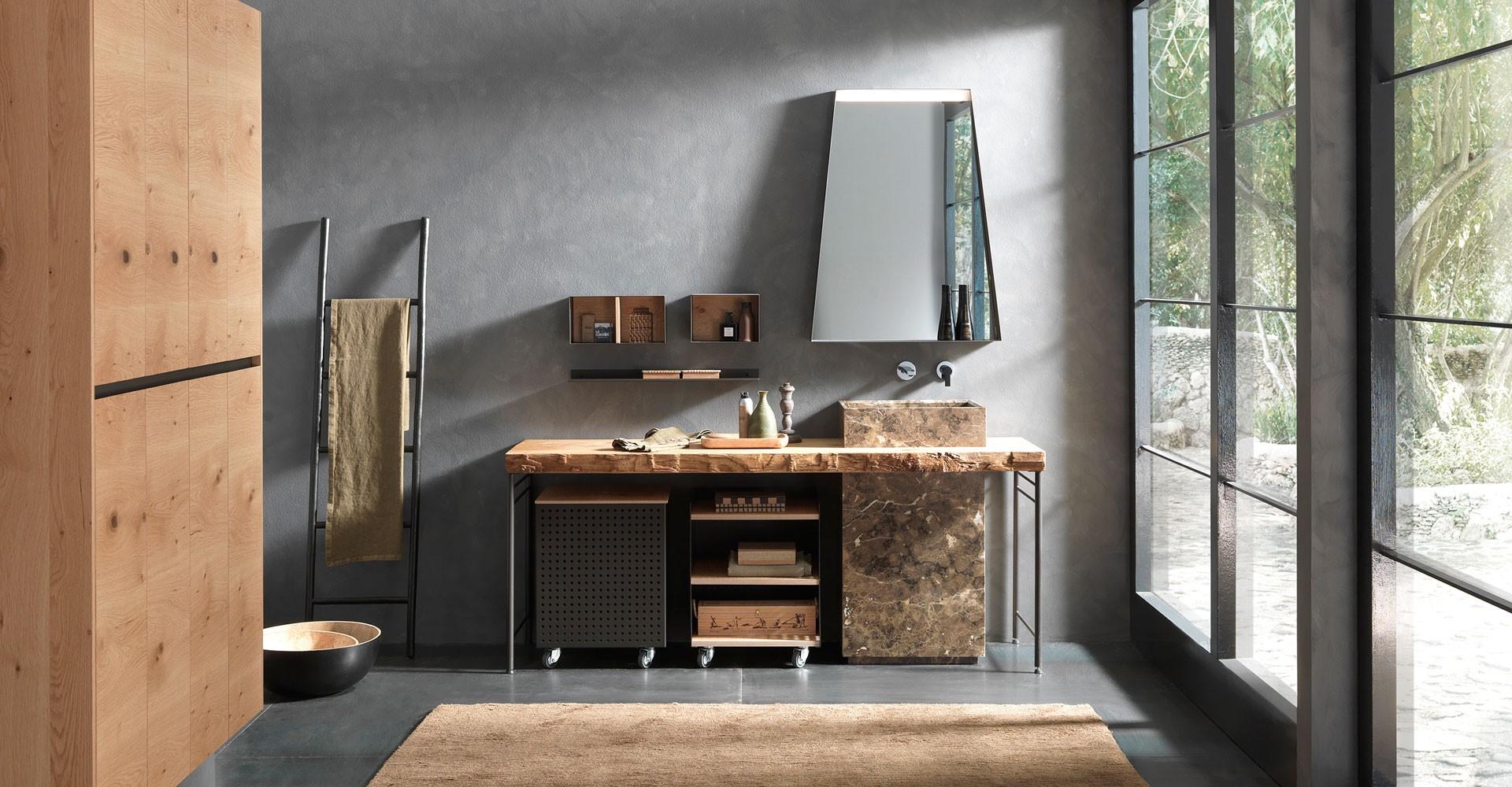 ambientazione moderna bagno archeda servizio di progettazione varriale interior design