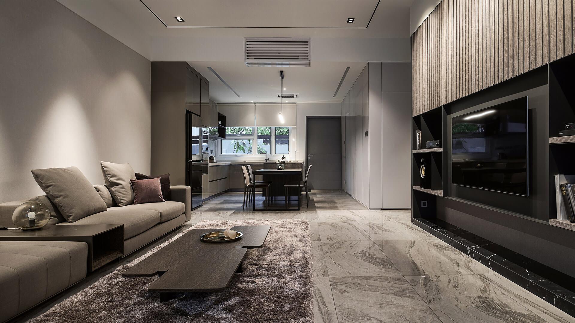 ambientazione-soggiorno-salone-living-moderna-varriale-interior-design
